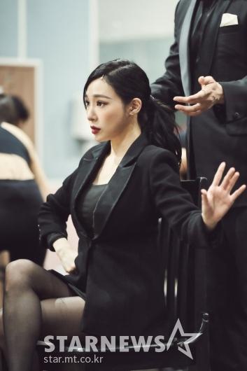 티파니영 '연습도 진지하게'[★포토]