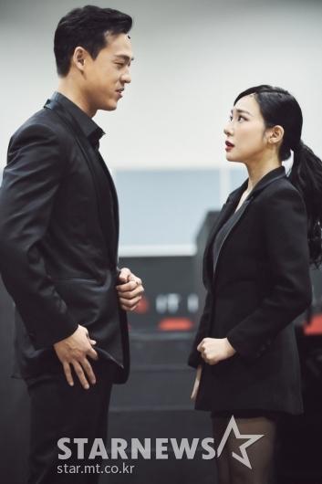 최재림-티파니영 '빌리와 록시'[★포토]