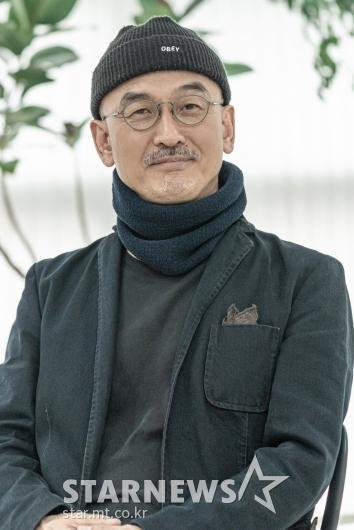 이준익 감독 '거장의 미소'[★포토]