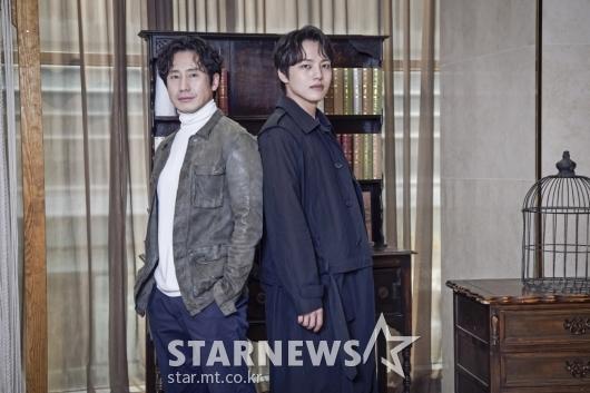 신하균-여진구 '믿고 보는 두 배우'[★포토]