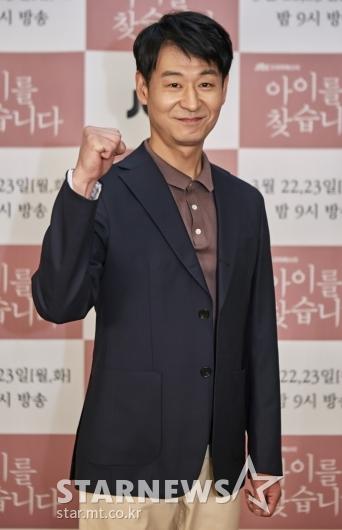 박혁권 '화이팅'[★포토]