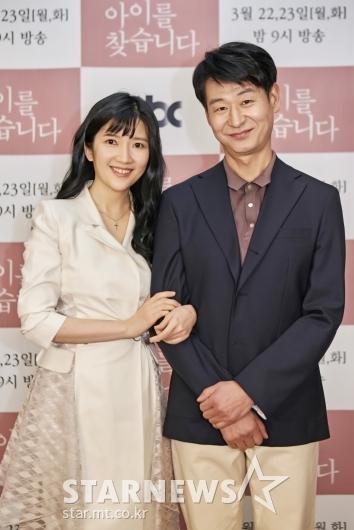 장소연-박혁권 '부부처럼 다정하게'[★포토]