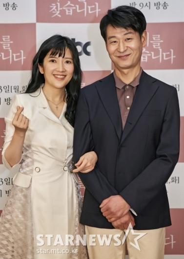 장소연-박혁권 '진짜 부부같죠?'[★포토]
