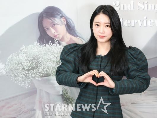 소연, 2번째 싱글 '인터뷰'로 컴백 [★포토]