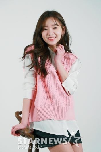 전혜원 '봄을 부르는 미소'[★포토]