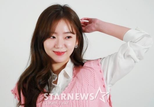 전혜원 '깜찍한 미소'[★포토]