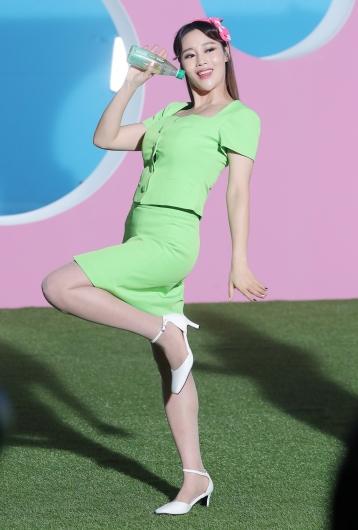이혜지 '예쁘게 댄스'[★포토]