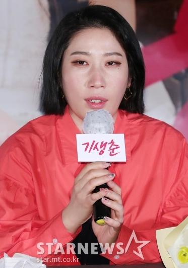 김영희 '성인영화 감독으로 데뷔 했어요'[★포토]
