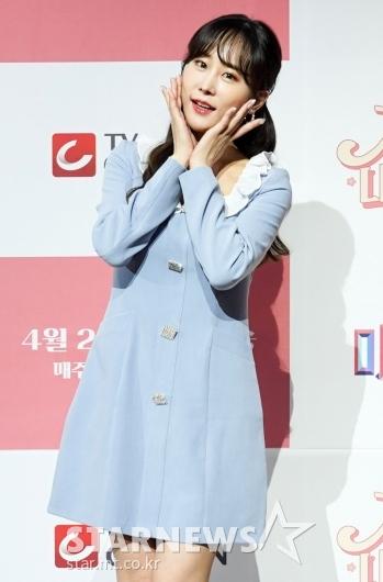 김의영 '꽃보다 예쁘죠?'[★포토]