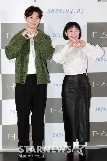 우지현-심달기 '달콤하게'[★포토]