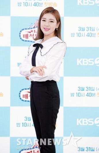 송가인 '더 예뻐진 미모'[★포토]
