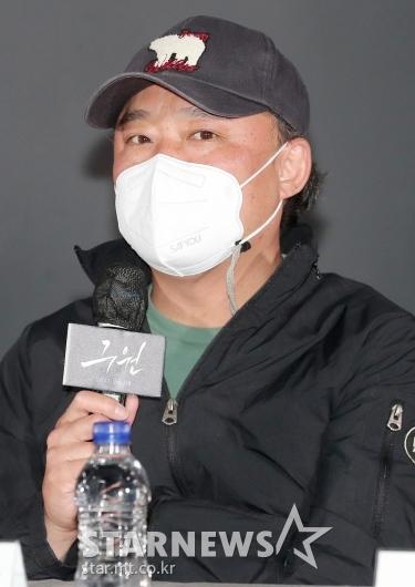 김정팔 '극장에서 만나요'[★포토]