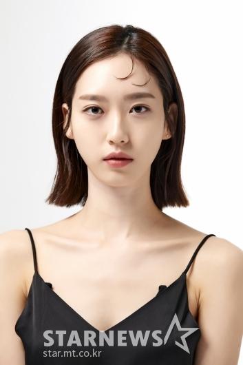 한지현 '표정은 시크하게'[★포토]