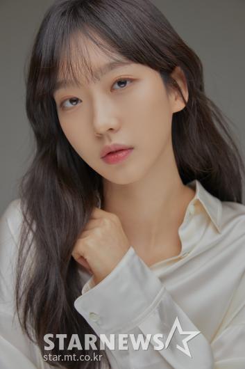 한지현 '몽환적인 미녀'[★포토]