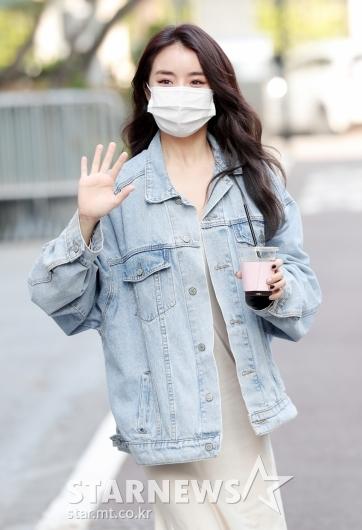 설하윤 '봄을 닮은 미모'[★포토]