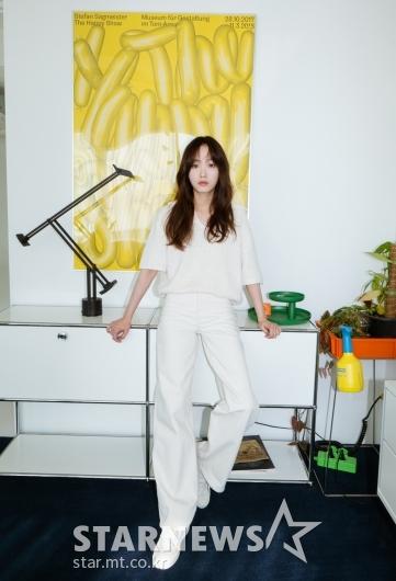 이유미 '모델 뺨치는 포스'[★포토]