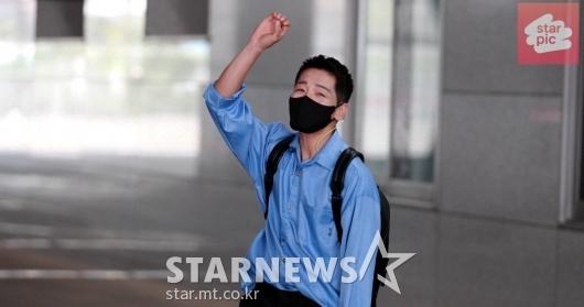 박군 '출근길 한잔해~' [영상]