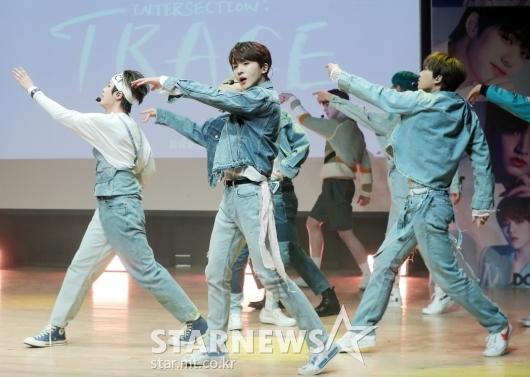BAE173 유준 '청량한 댄스'[★포토]