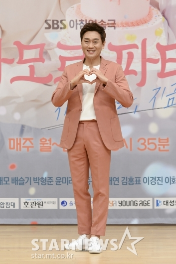 박형준 '아모르파티, 사랑해주세요'[★포토]