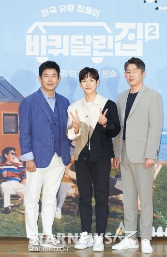 성동일-임시완-김희원 '바퀴 달린 집 주인들'[★포토]