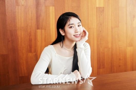 '안녕? 나야!' 반하니 역 배우 이레[★포토]