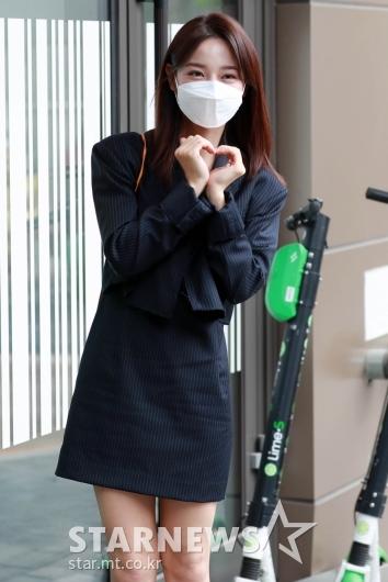 김세정 '상큼한 하트'[★포토]