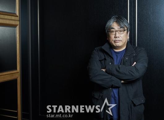 카리스마 넘치는 '서복' 이용주 감독[★포토]