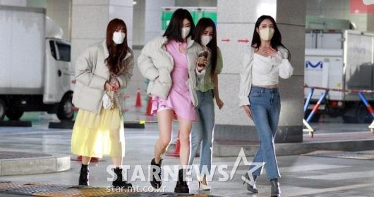 브레이브걸스 '예능 도장깨기~'[영상]