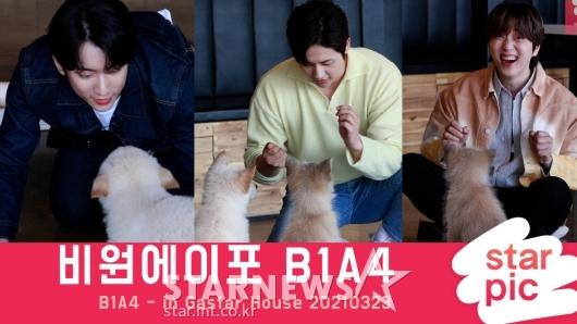B1A4 '비룡-린다와 데이트' [영상]