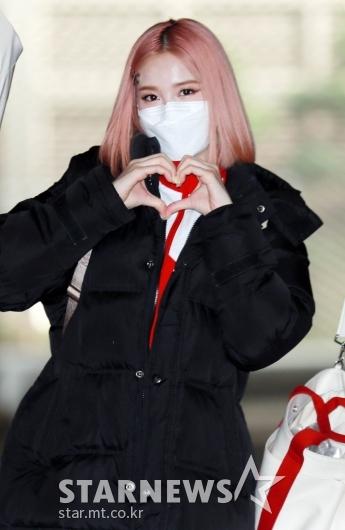 스테이씨 재이 '러블리 핑크'[★포토]