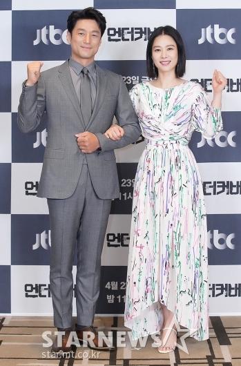 지진희-김현주 '3번째 호흡'[★포토]