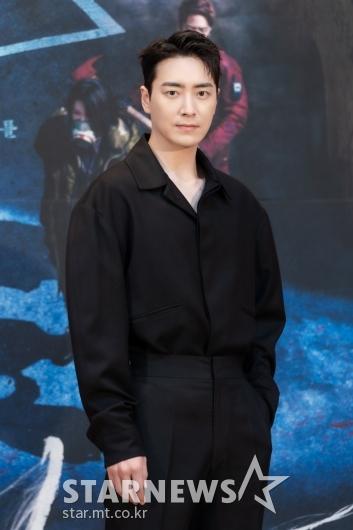 이준혁 '강렬한 눈빛'[★포토]