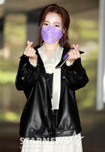 홍자 '홍자시대 사랑해요'[★포토]