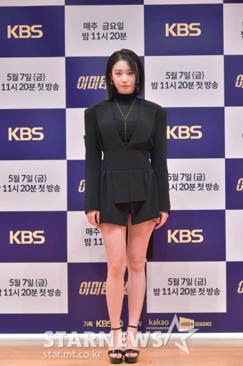 박지연 '변치않는 각선미'[★포토]