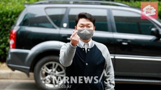 싸이 '데뷔 20주년 기념 불후!'[★포토]