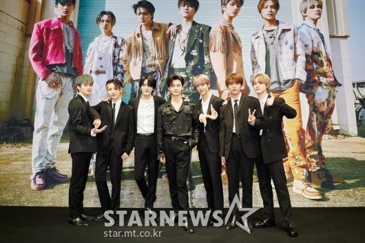 NCT DREAM, '맛'있는 컴백[★포토]