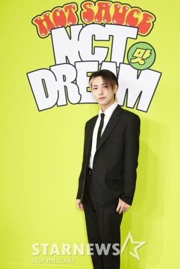 NCT DREAM 런쥔 '더 멋지게 돌아왔어요'[★포토]