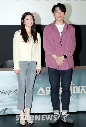 김수하-양희준 '신인상 두 배우가 나란히'[★포토]