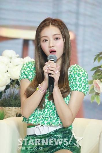 오마이걸 유아 '오늘은 더 예쁘게'[★포토]