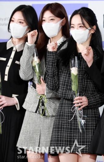 현진-최리-비비 '미녀3총사'[★포토]