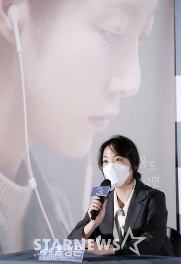 인사말 하는 홍성은 감독[★포토]