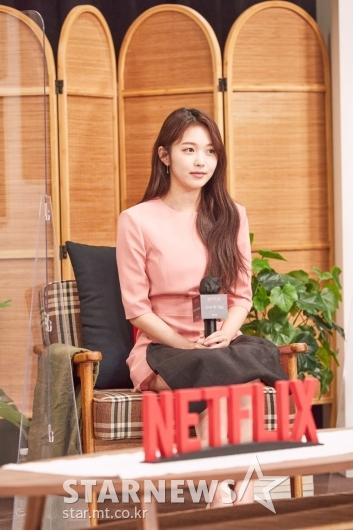 홍승희 '앉아만 있어도 예쁘죠?'[★포토]