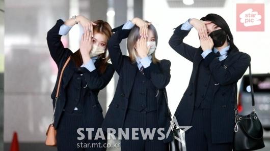 써드아이 '카리스마 눈빛!' [영상]