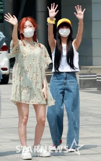 아린-미미 '여리여리 VS 걸크러시'[★포토]