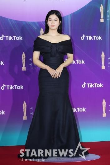 박주현 '우아한 블랙드레스'[★포토]