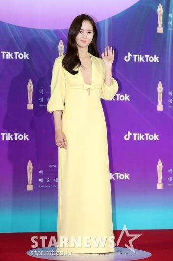 김소현 '과감한 드레스'[★포토]