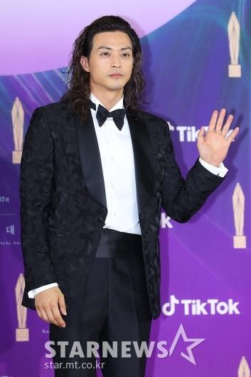 김지훈 '장발 미남'[★포토]