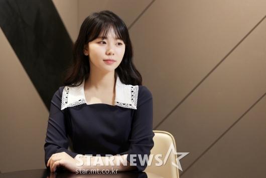 영화 '혼자 사는 사람들' 수진 역 배우 정다은[★포토]