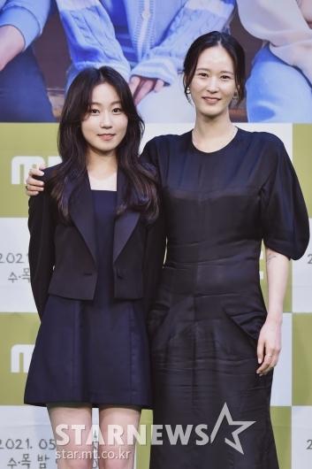 김환희-이영진 '목표가 생겼다, 기대하세요'[★포토]