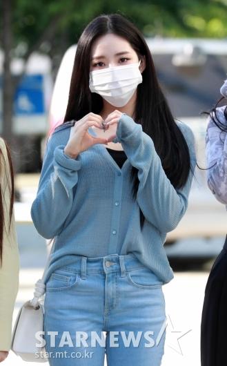 프로미스나인 박지원 '순수한 미모'[★포토]
